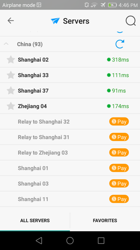 Top 3 Free China VPN For Android