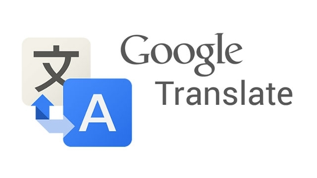 Google Translate App in China
