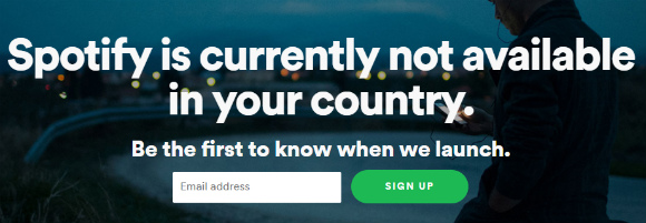 How To Access Us Spotify Change Your Spotify Account Region To United States